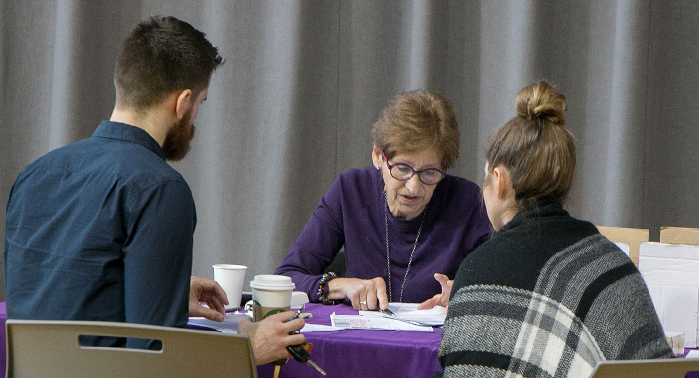 Tax clinic at CAMH