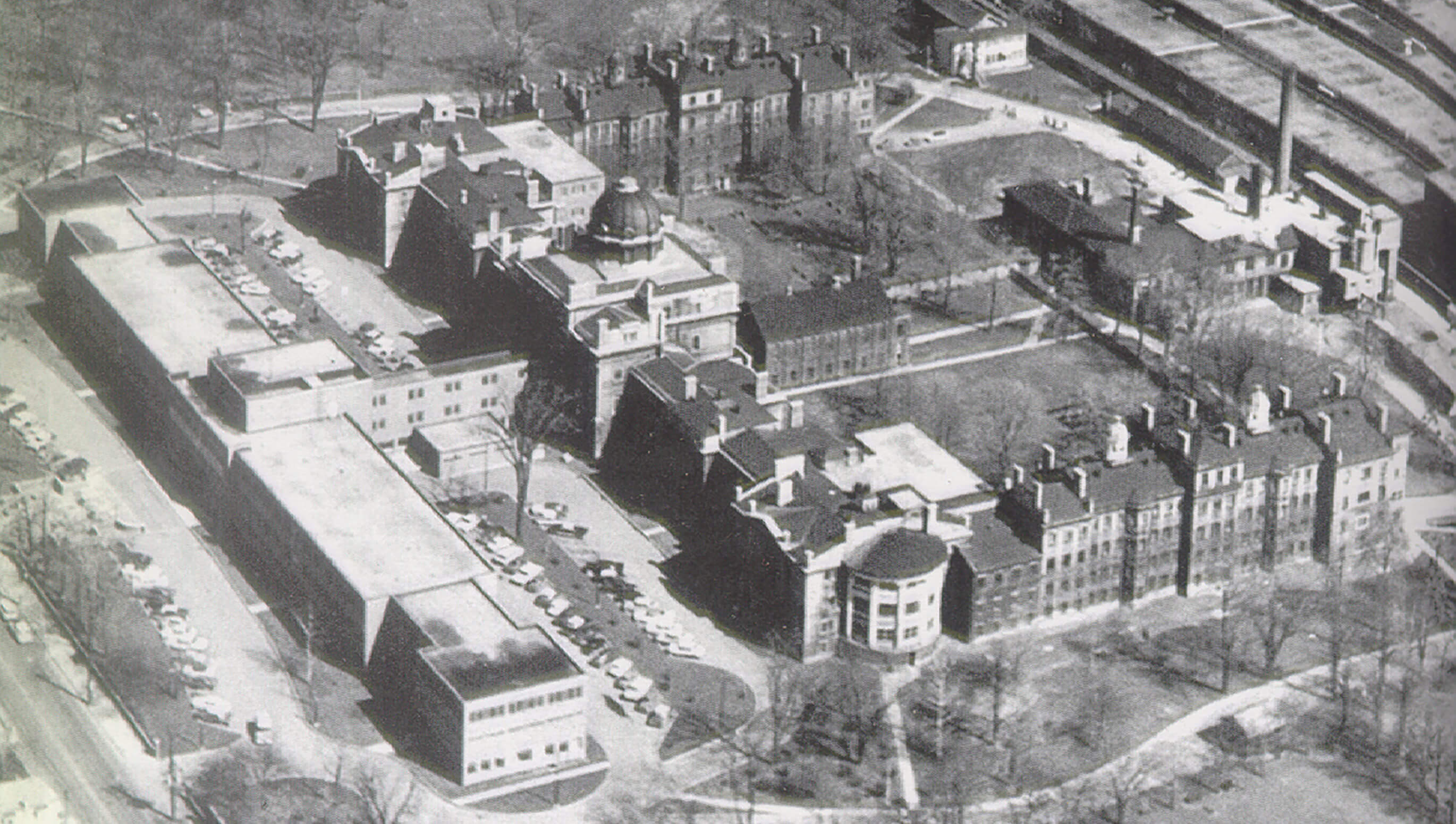 History of Queen Street Site | CAMH