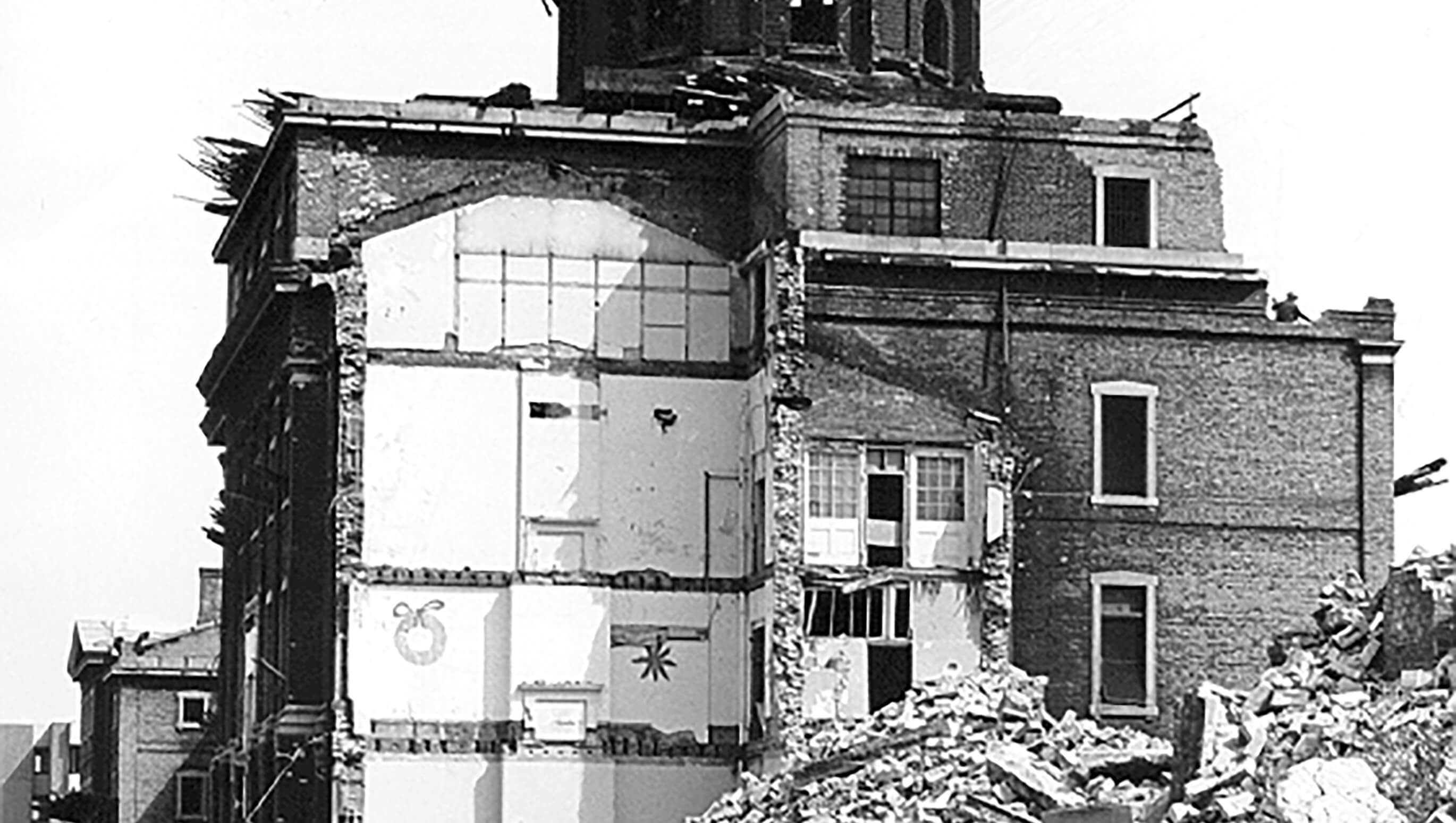 History Of Queen Street Site Camh