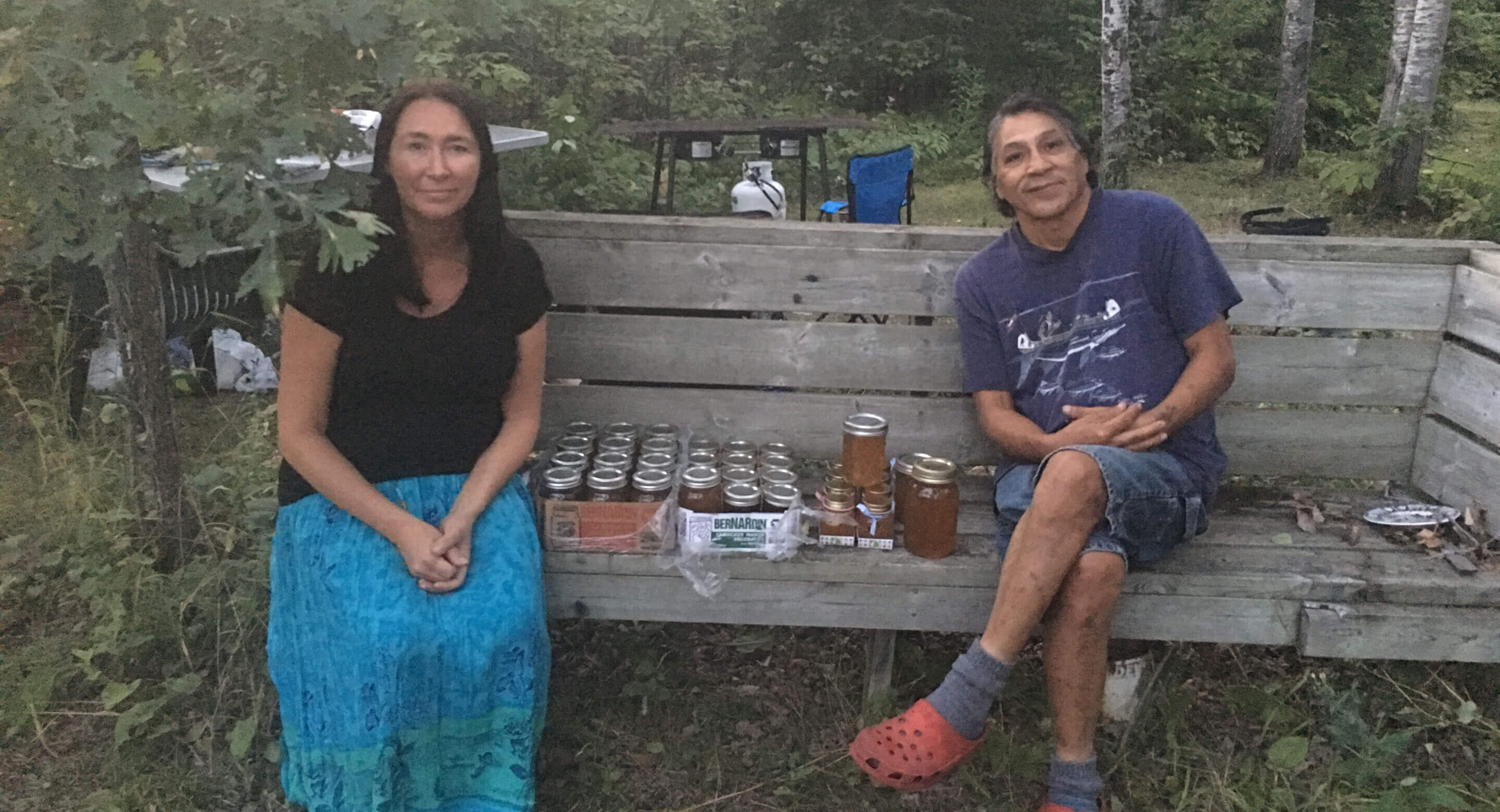 Land-based Healing in First Nations Communities