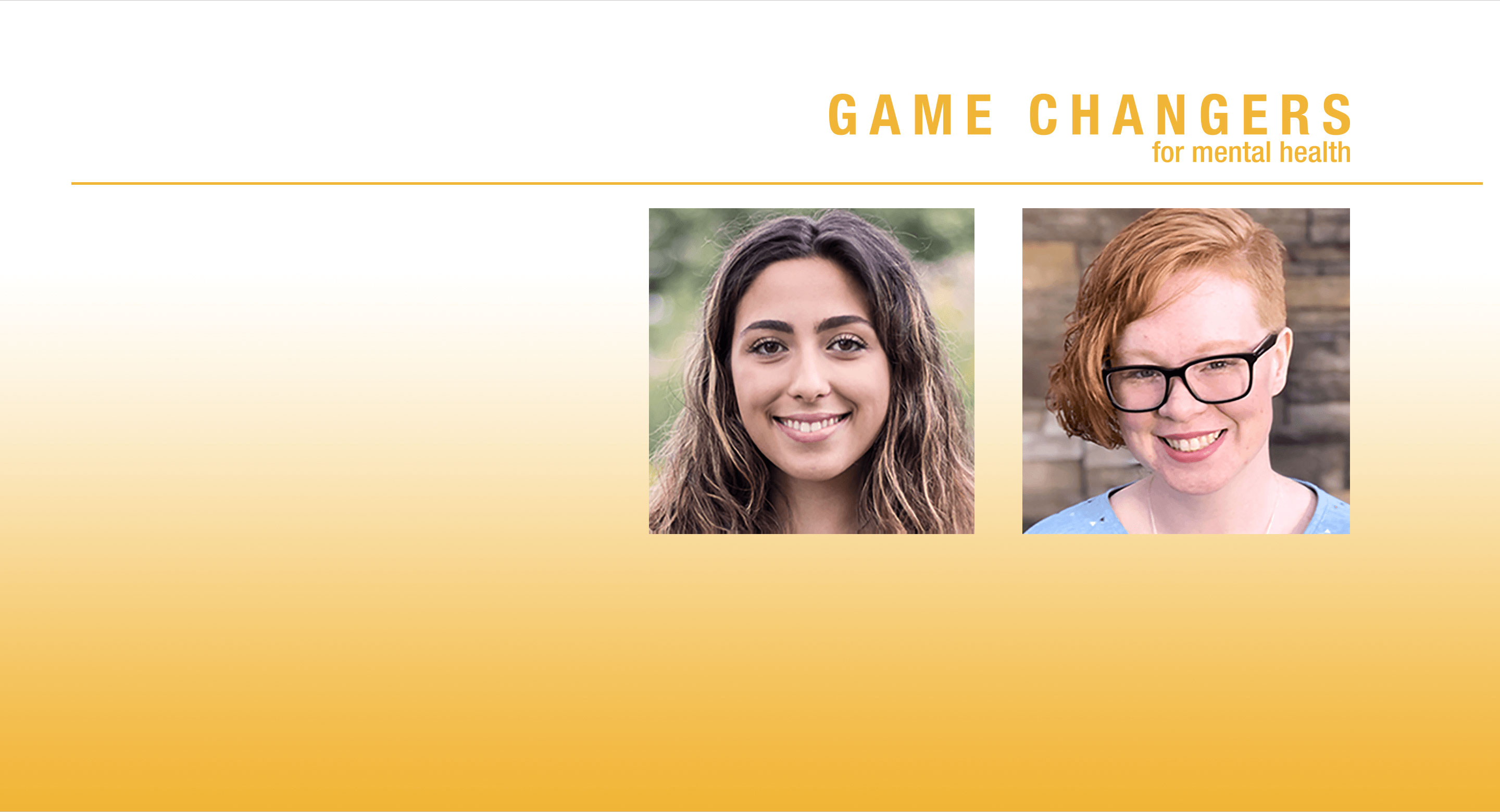Game Changers presentation December 2020