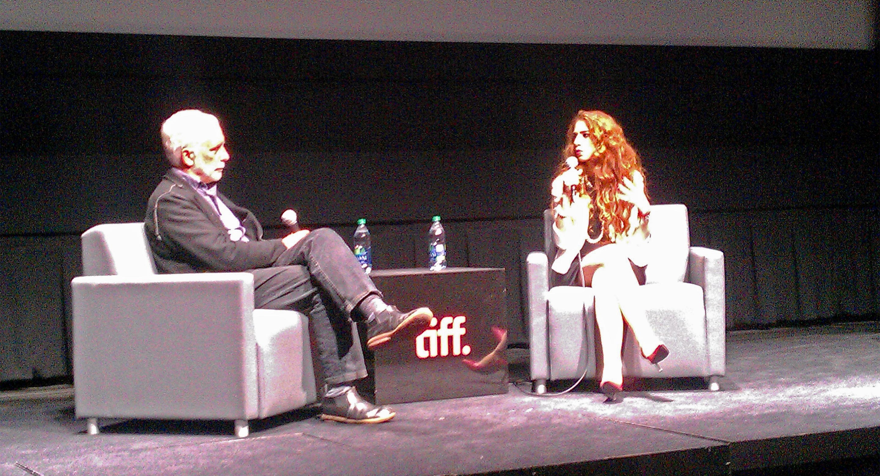 Katy Kamkar at TIFF