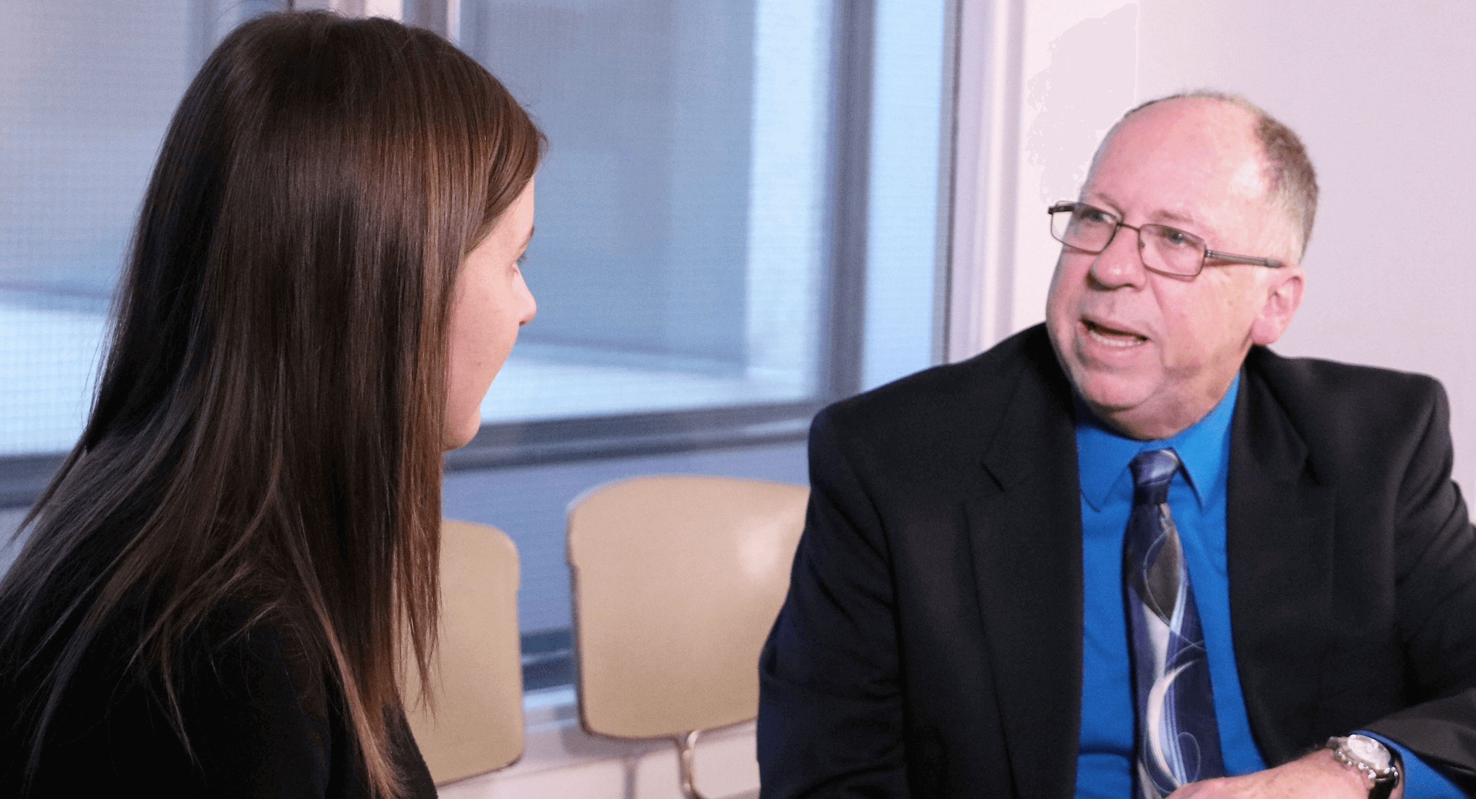 Gillian Strudwick interviews Stephen O'Neill about the OpenNotes mental health program in this video produced by Portico