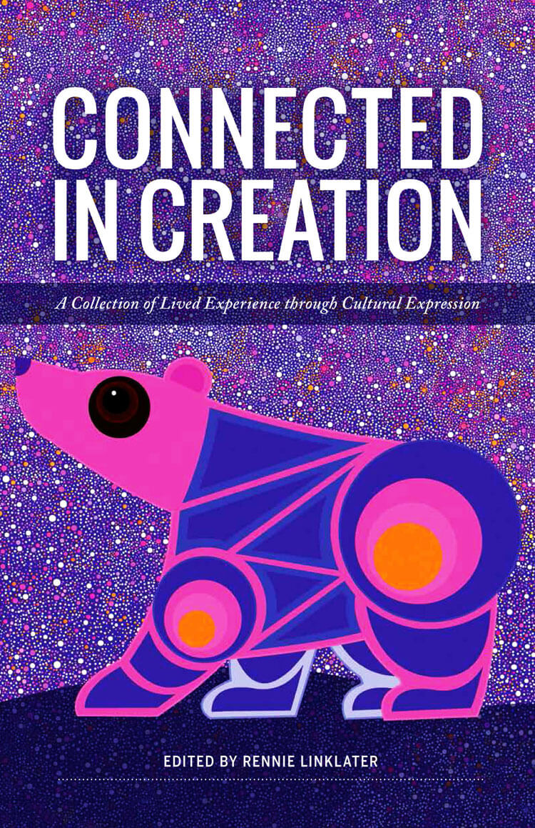 Connected in Creation Anthology book cover